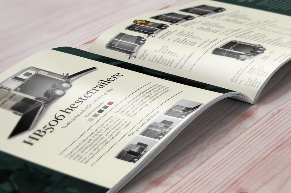 Dyretransport brochure