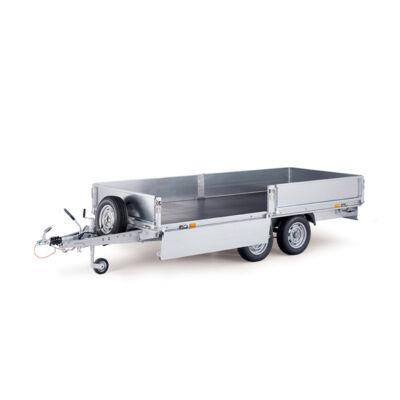 Ifor Williams EX202-2515 Eurolight Ladtrailer
