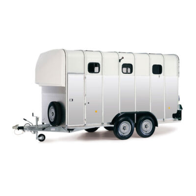Ifor Williams HB510 XL Hestetrailer
