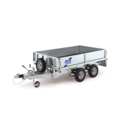 Ifor Williams LT126 Ladtrailer