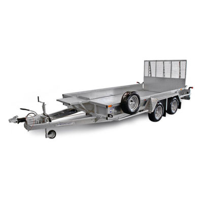 Ifor Williams GP106 Maskintrailer