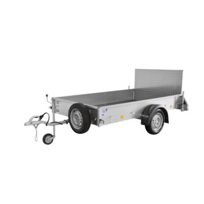 Ifor Williams P7E Ladtrailer