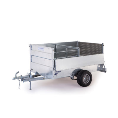 Ifor Williams Q6E Off-Road Ladtrailer