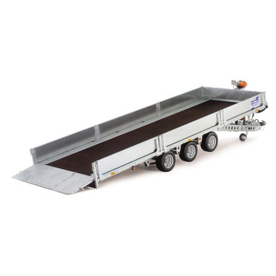 Ifor Williams TB5521-353 Vippeladstrailer