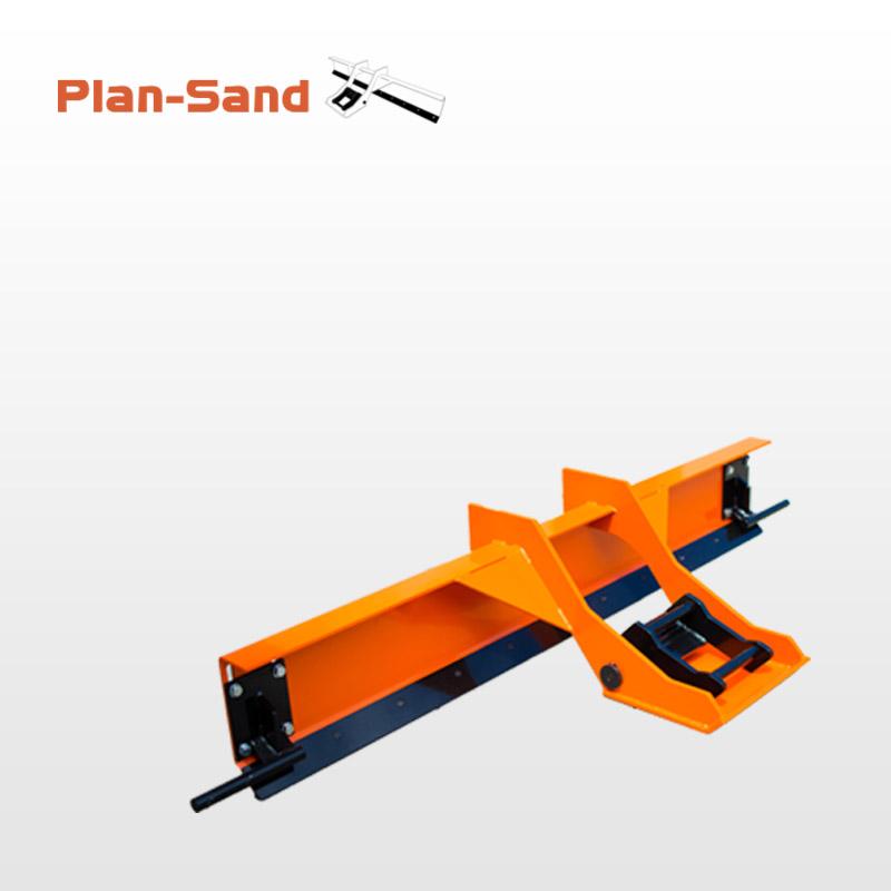 Plan-sand sandafretter