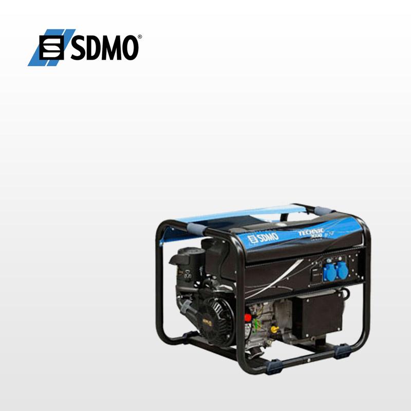 SDMO generatorer