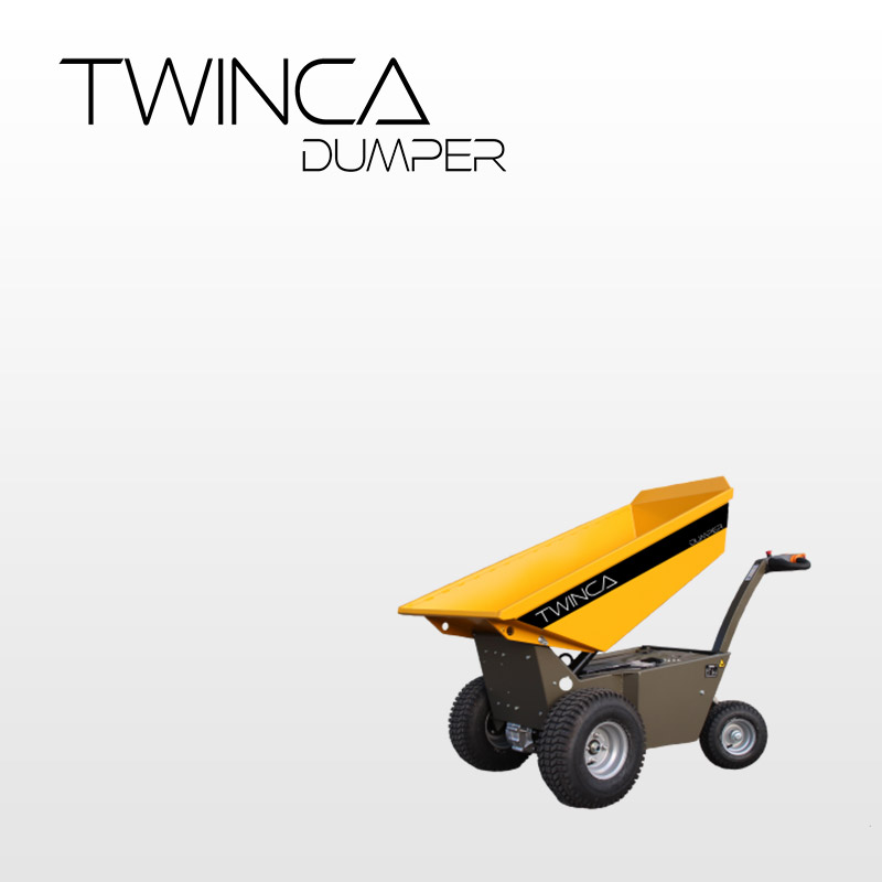 Twinca dumper
