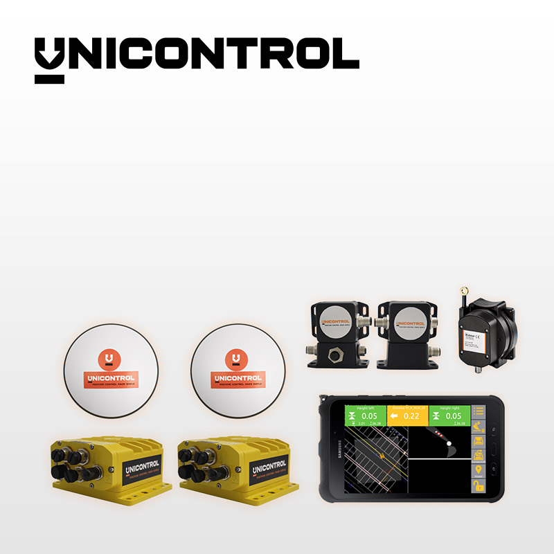 Unicontrol maskinstyring